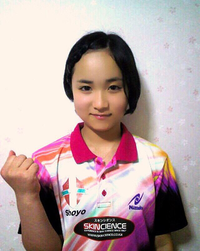 卓球の伊藤美誠が強くて可愛い!リオ五輪アジア予選で丁寧を撃破
