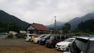 風土やと駐車場