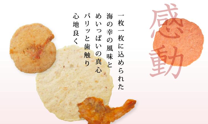 名古屋土産・外国人への土産なら「えびせんべいの里」が断然オススメ