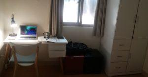 現在のオフィスは自分の部屋