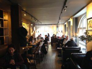 コペンハーゲンおすすめのカフェ