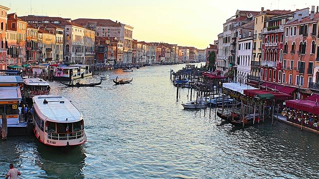 【イタリアの物価】ローマ・ベネチアの交通費、食費、宿泊費