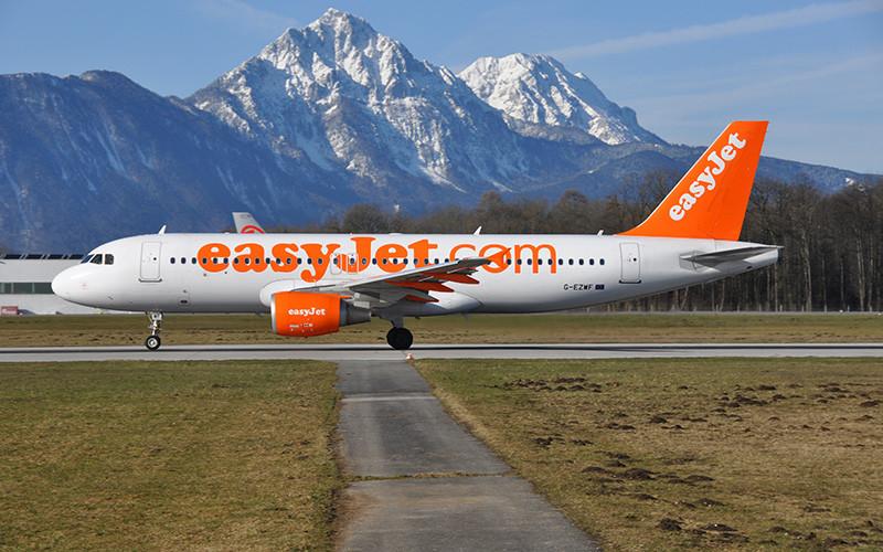 【Easy Jet乗り方】手荷物の機内持ち込み、オンラインチェックイン