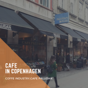 Cafe in Copenhagen