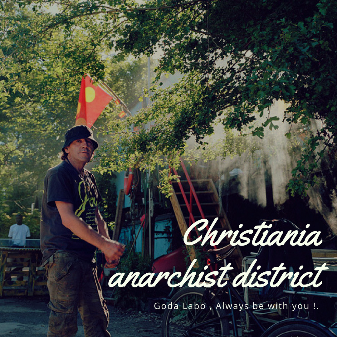 Christiania anarchist district