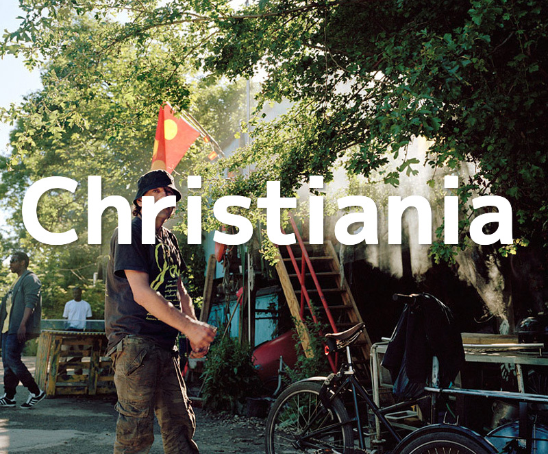 大麻(マリファナ)合法の無法地帯「クリスチャニア」に行ってきたので詳細をまとめる