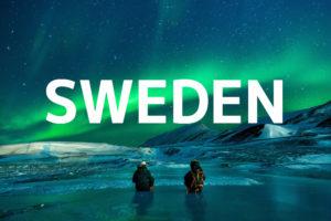 スウェーデンのアビスコでオーロラ鑑賞!