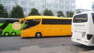ヨーロッパでの長距離バス移動は「Student Agency」で決まり!