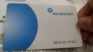 デンマークの交通費を劇的に下げてくれる「Rejsekort」