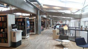 ヘルシンガーの公立図書館