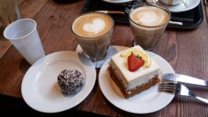 コペンハーゲンのカフェ「Coffee Industry」