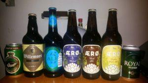 デンマークのビール