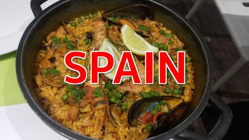 【スペインの物価】マドリード・バルセロナの交通費、食費、宿泊費について