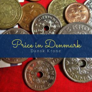 デンマークの物価はいかに?