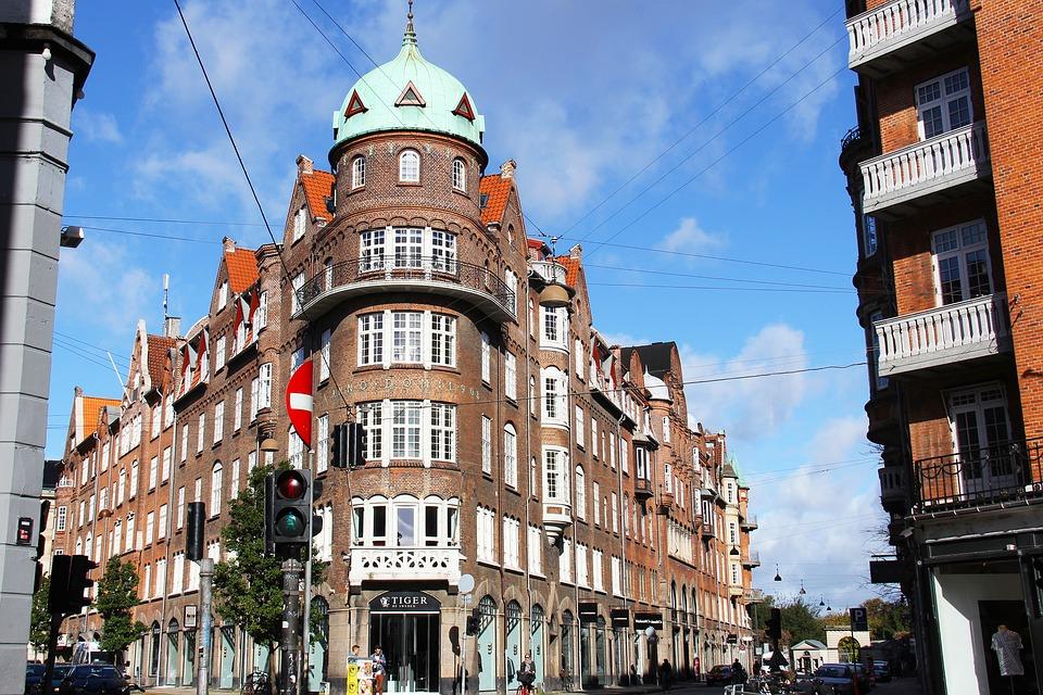 【デンマークの物価】コペンハーゲンの交通費、食費、宿泊費について