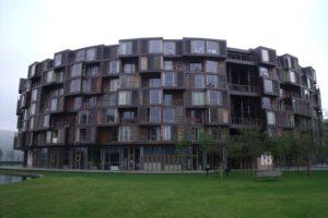 コペンハーゲン大学の学生寮