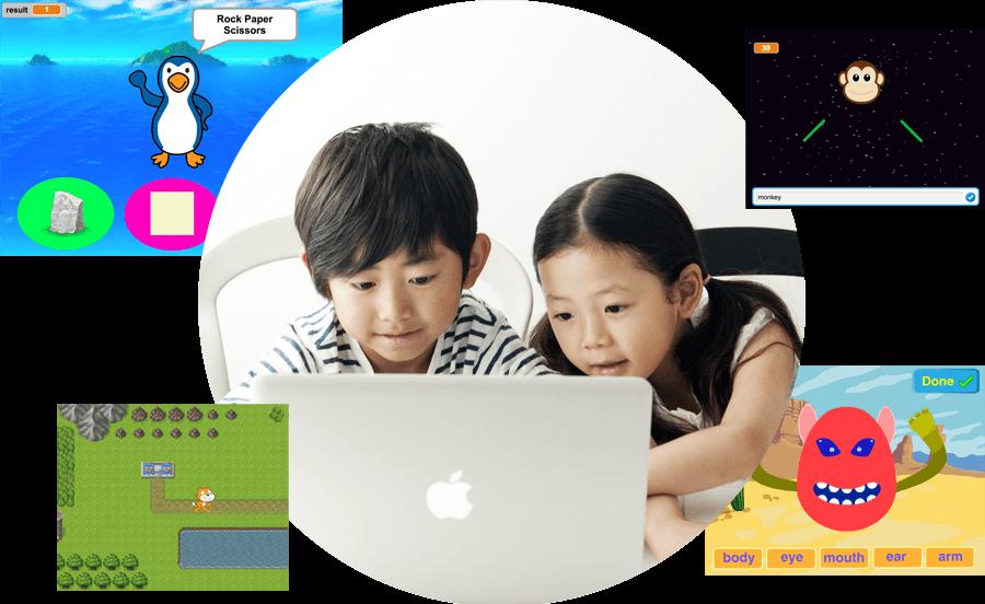 英語とプログラミングを同時に勉強できる子ども向けスクール「D-SCHOOLオンライン」