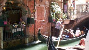 美しきベネチアの運河