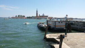 水上バスで他の島にも行けます