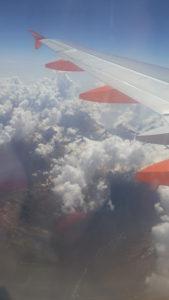 格安航空会社Easy Jetでベネチアからパリへ