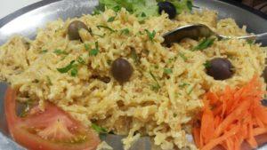 コッドフィッシュ(タラ)の料理