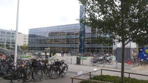 コペンハーゲン大学の図書館