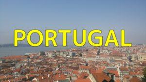 リスボンの景色
