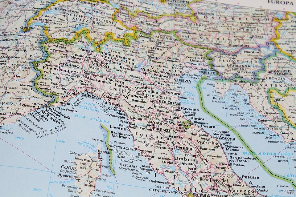 イタリアの夏はどのくらい暑いのか?