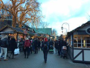 リセベリのクリスマス市
