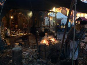 古代スウェーデン人の生活
