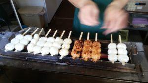 五平餅(だんご型)