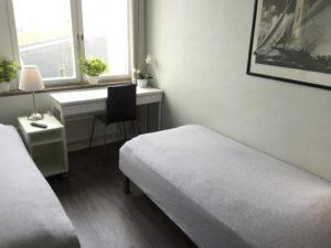 ヨーテボリのMasthuggsterrassens Hostel