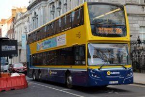 アイルランドのバス