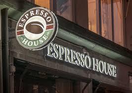 ESPRESSO HOUSEの看板