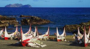 蘭嶼集落及び自然景観