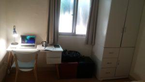 私の今の部屋