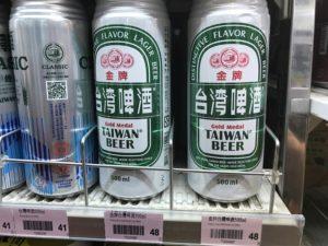 台湾ビール(金牌) 500ml