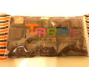台湾の懐かしのチョコ「大波露」