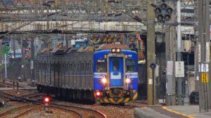 電車(火車、台鉄)
