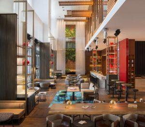 Wタイペイホテルのレストラン