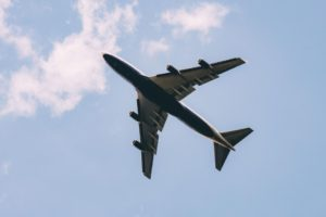 日本から台湾への航空券の費用