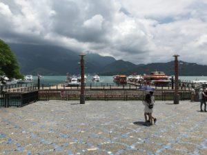 水社碼頭廣場(船着場)