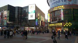 去年行った広州。都会ながら、雰囲気はのほほんとしてていい感じだった。