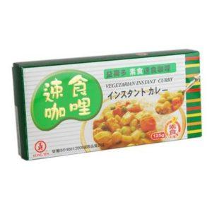 台湾のスーパーに売ってる黄色いカレー①