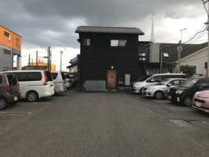 たむろの第一駐車場