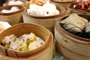 香港といえば広州料理や飲茶
