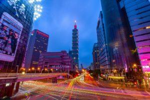 台湾のホテル代は日本の3分の2くらい。