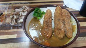 日本風カレー