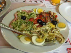 マカオで食べたポルトガル料理