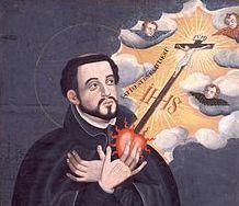 ザビエル(16世紀にマカオに出入りしていたポルトガル人の一人)
